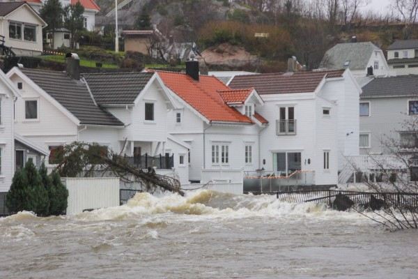floods norway december 2015