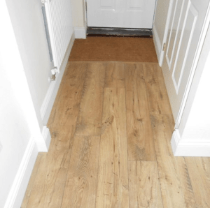 Quick-Step laminate flooring Cambridge