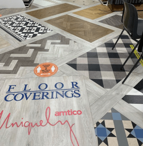 Amtico floor Cambridge
