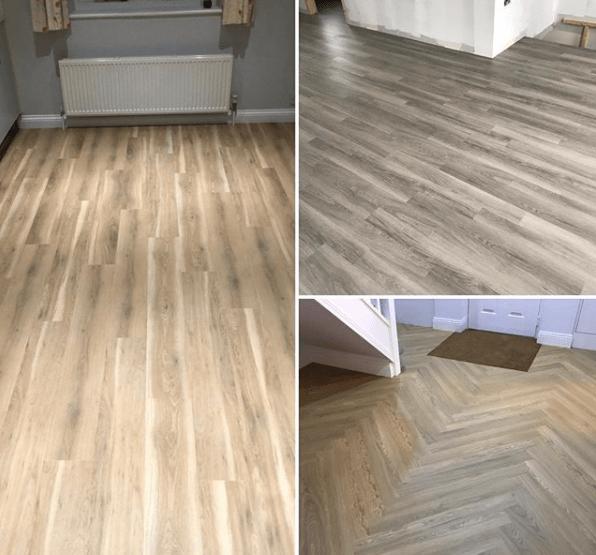 Amtico flooring in Cambridge
