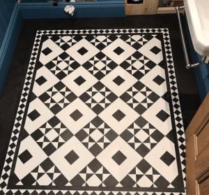 Karndean Hertiage flooring Cambridge