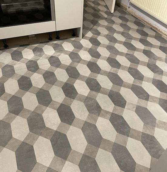 Amtico Kitchen Flooring