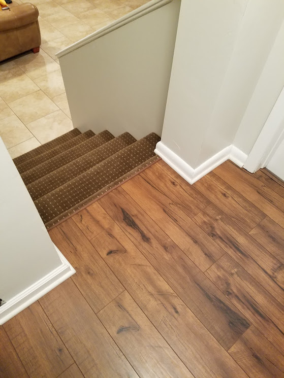 Laminate Flooring On Second Floor Wikizie