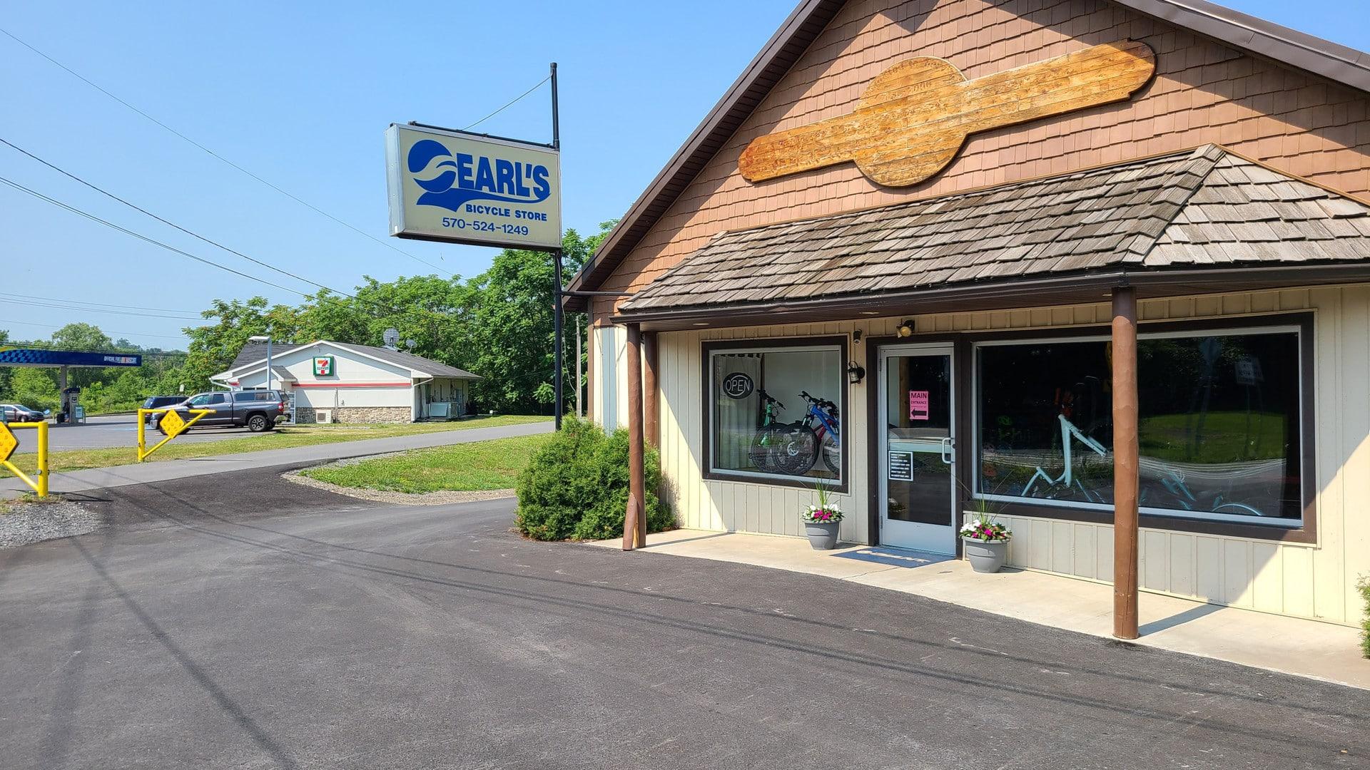 Earl's Bike Shop
