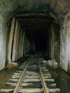 Sideling Hill Tunnel, East Broad Top RR