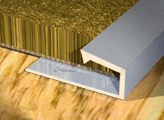 aluminium carpet square edge 2 7 mtr