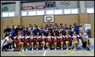 CUF Leganés, All Stars Cheerleaders y CDE El Valle