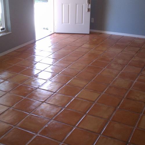 saltillo tile floor cleaning u0026 refinishing