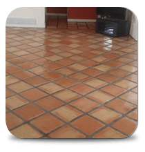 Cleaning Refinishing Saltillo Tile