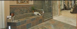 bathroom flooring types