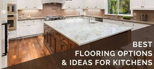 5 Best Flooring Options for Your Kitchen   Review   Cost Comparison best flooring for kitchens