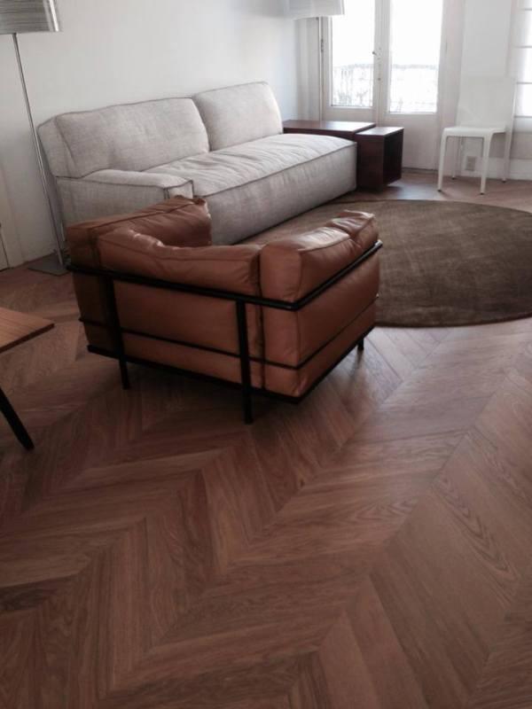 Oak Select chevron tapis 140x700 mm 3