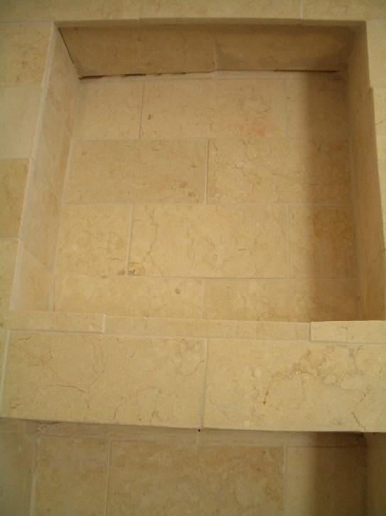Sloppy tile placement
