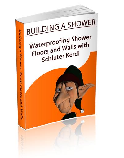 Kerdi Waterproofing Instruction Manual