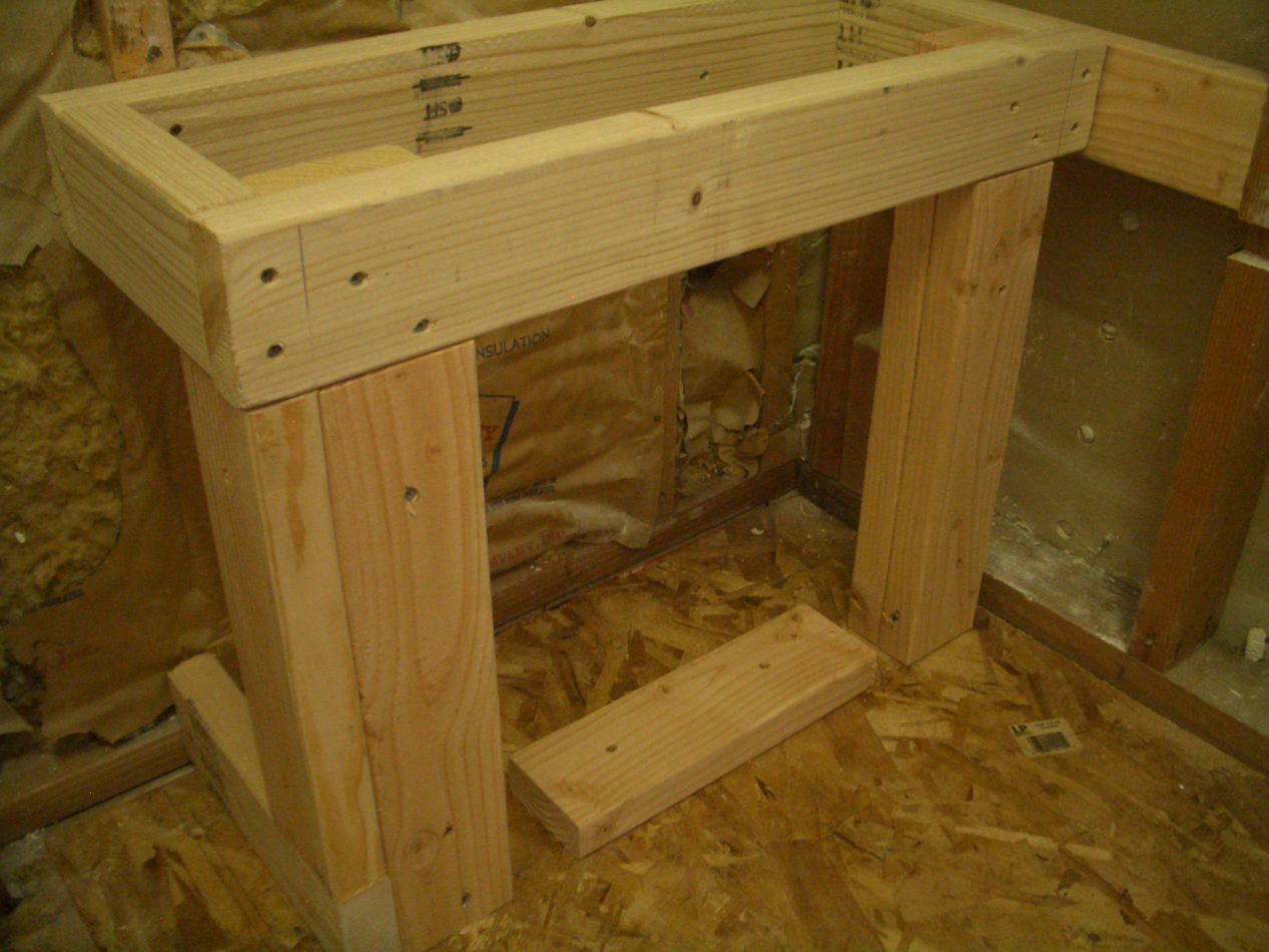 Picture of: Building A Bench For Your Shower The Floor Elf