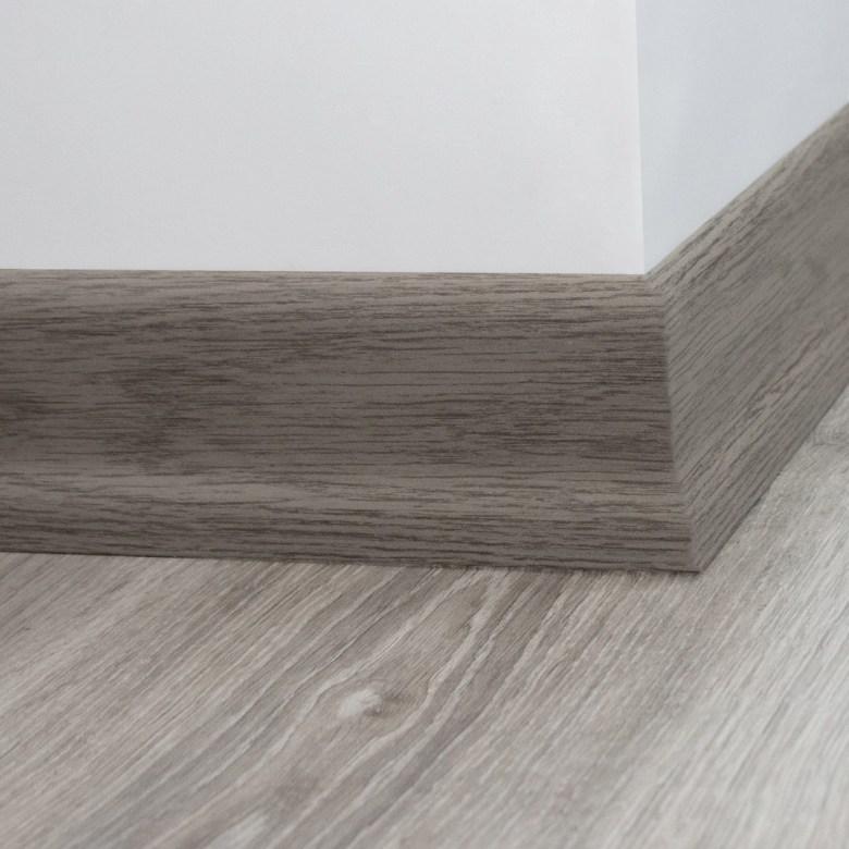 Gray Oak 8cm Skirting