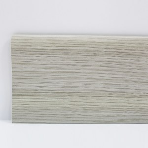 Light Gray 8cm Skirting