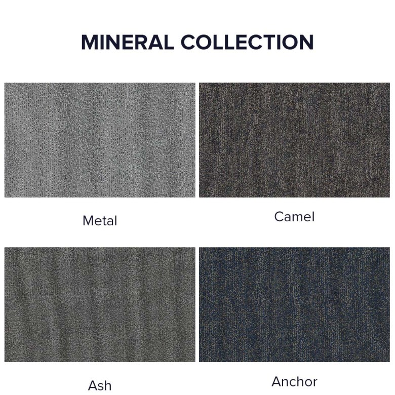 Mineral Collection (4 colors)