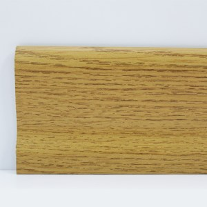 Oak 8cm Skirting