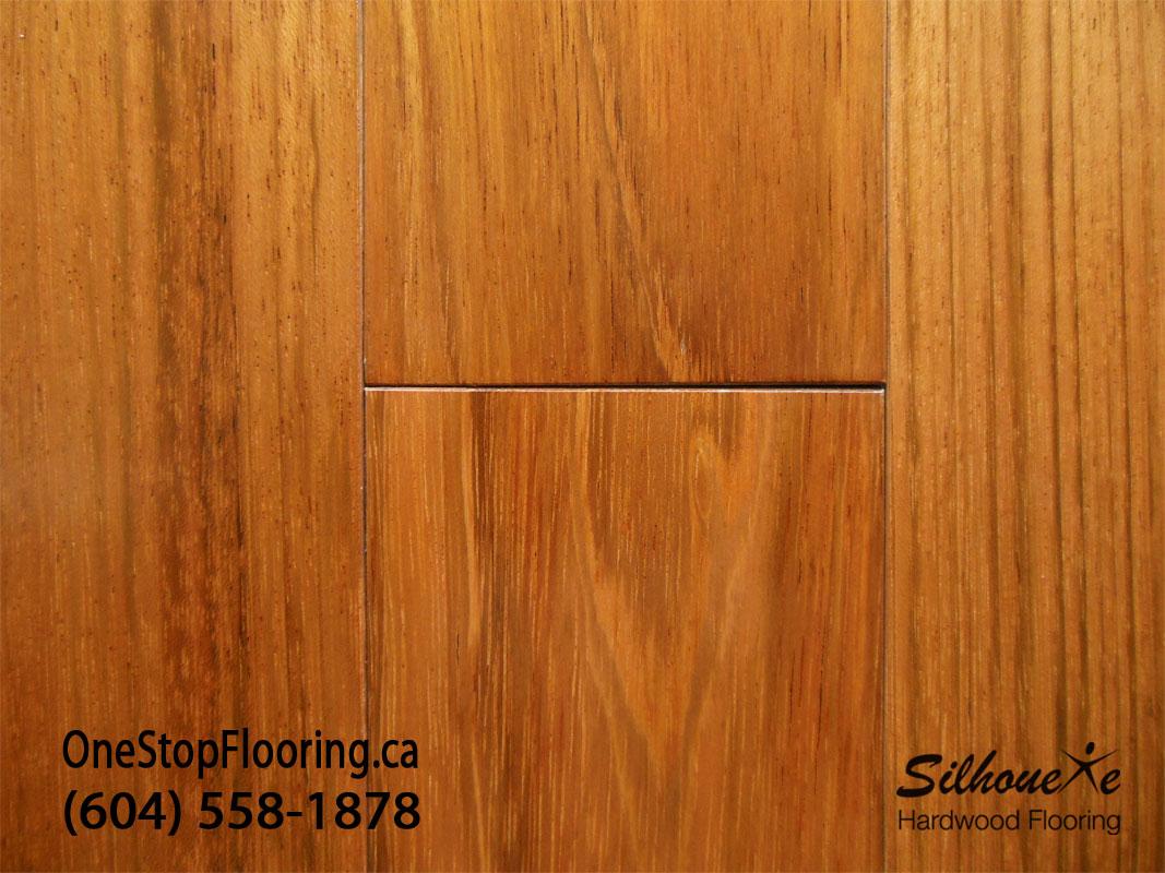 Silhouette Exotic Hardwood Flooring Burnaby 604-558-1878