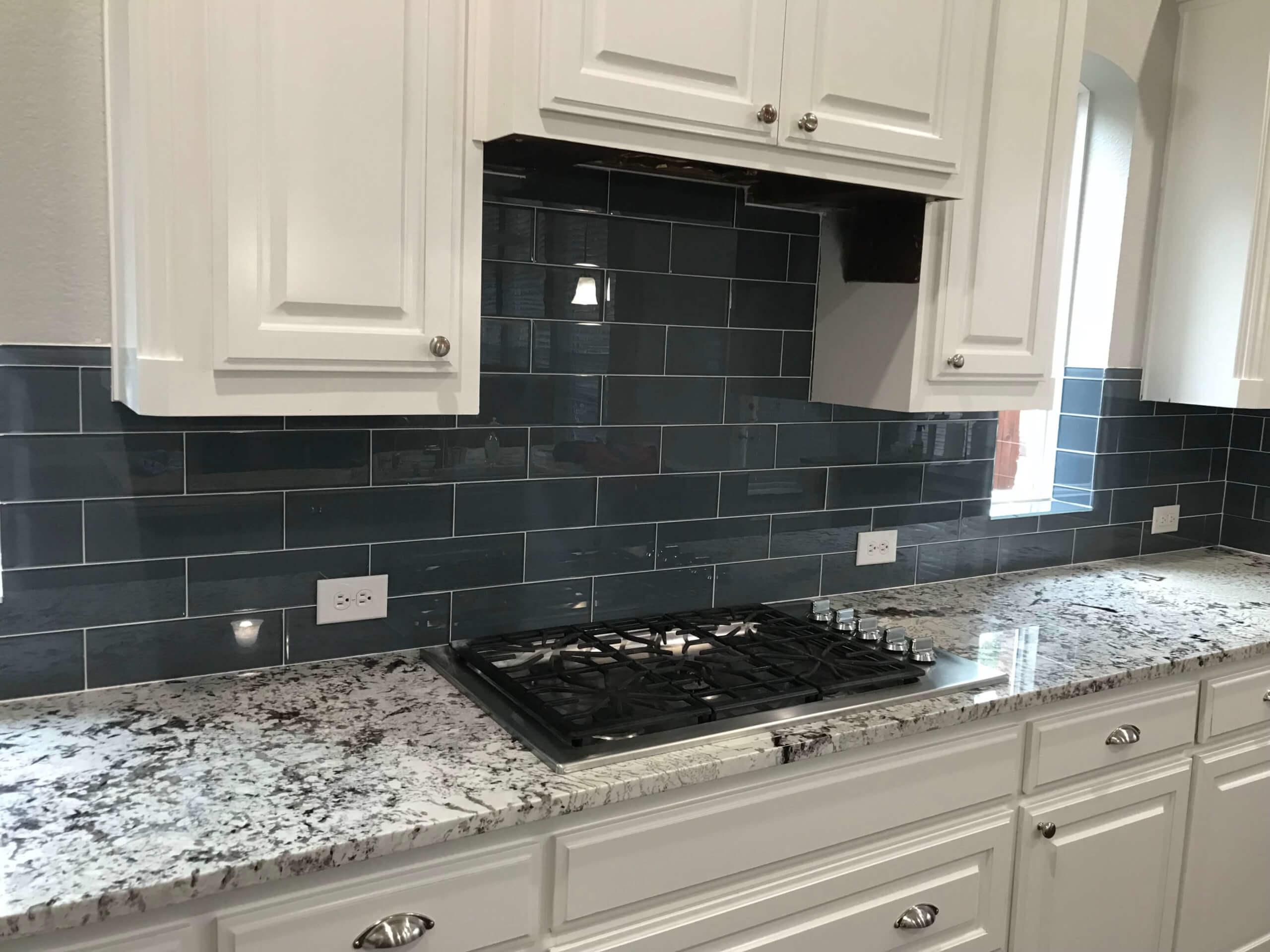 best tile for kitchen backsplash 2021