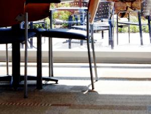 FSI commercial flooring for Cafeteria-Hillcrest Baptist Medical Center BSW Healthcare
