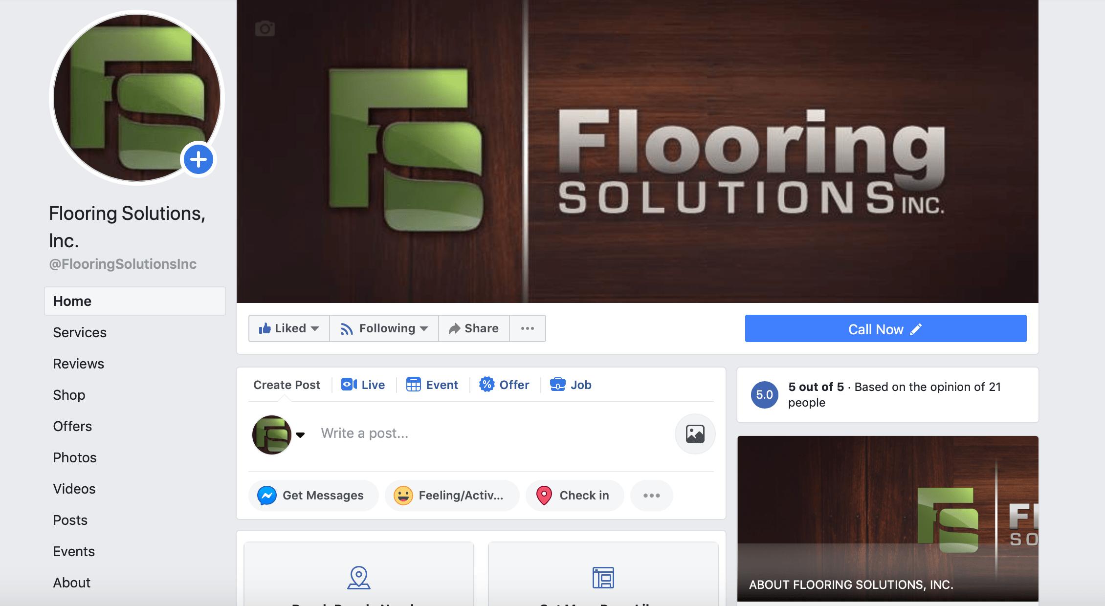 FSI Facebook