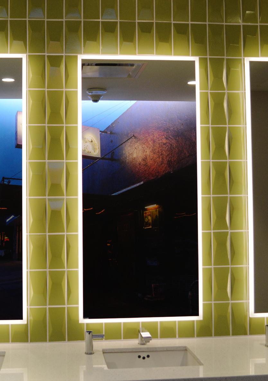 Custom Commercial Flooring Fabrications