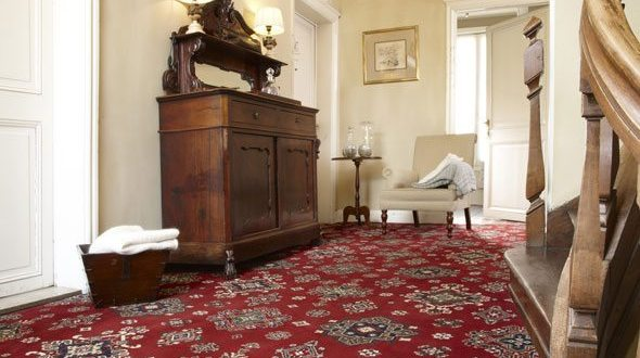 Wiltax collection of patterned carpets from Balta Broadloom