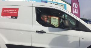 BAL win a van