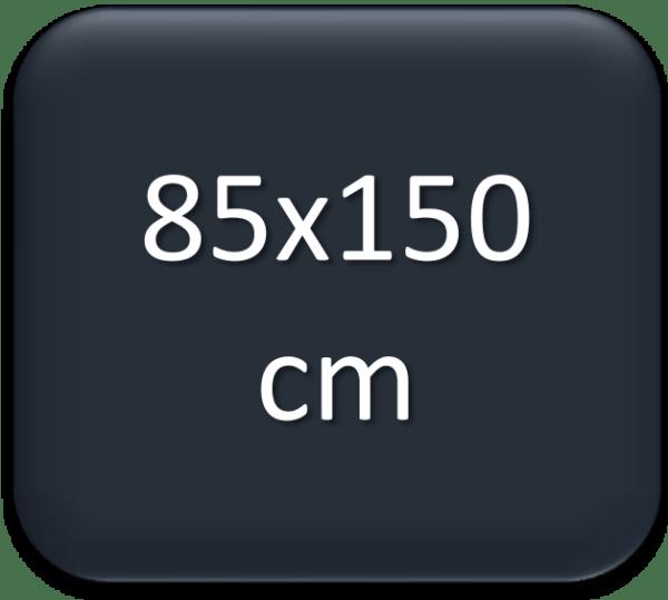 85x150 cm