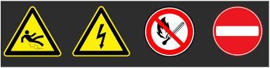 Safety & Hazard signs