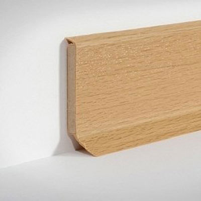 s60-d255 Doellken Skirting S 60 LT Beech core skirting S 60 flex life Top