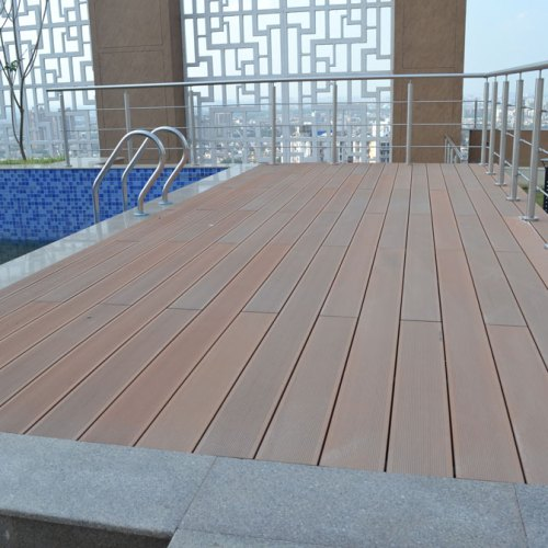 Pvc WPC DECKING, For Offices & Hotels