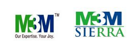M3M Sierra Floor plan logo