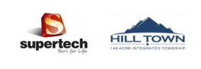 Supertech Hill Town Floor Plan Logo
