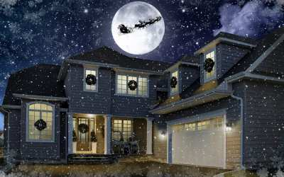 Spotlight Tour – Christmas House