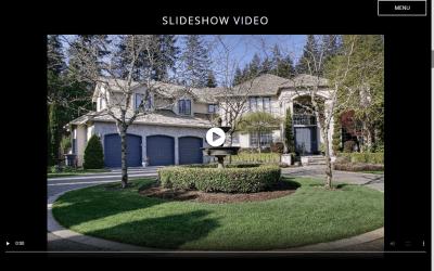 Edit Your Slideshow Video