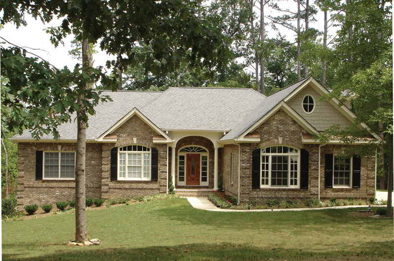 Selkirk Country French Home Plan 013D-0053