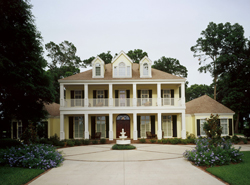 Southern Plantation Home Plans   House Plans and More Southern Plantation House Plans
