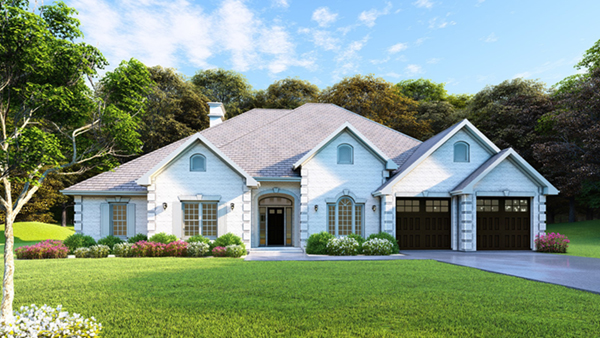 Fromberg Traditional Home Plan 055D-0748