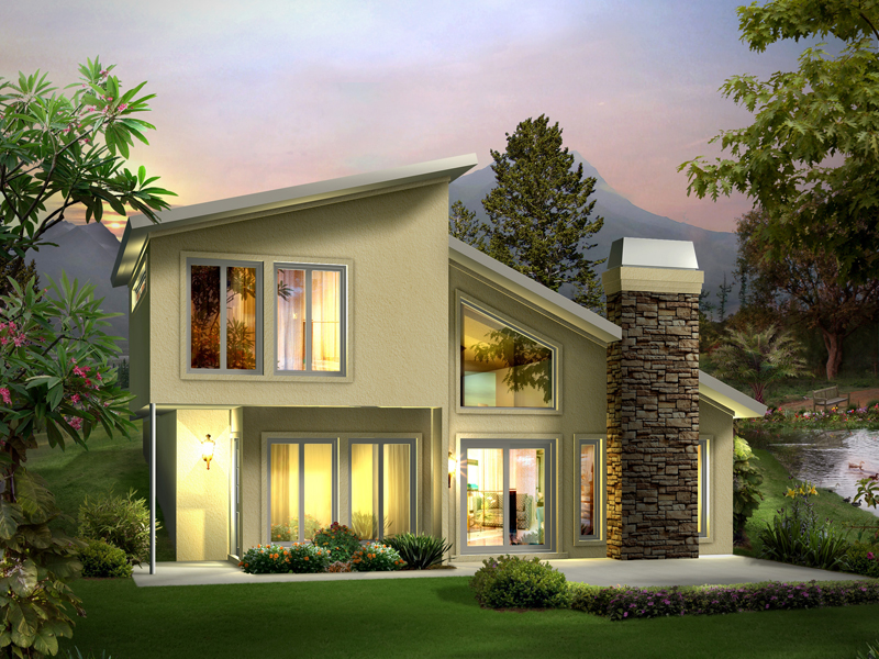 Eureka Berm Home Plan 122D 0001 House Plans And More