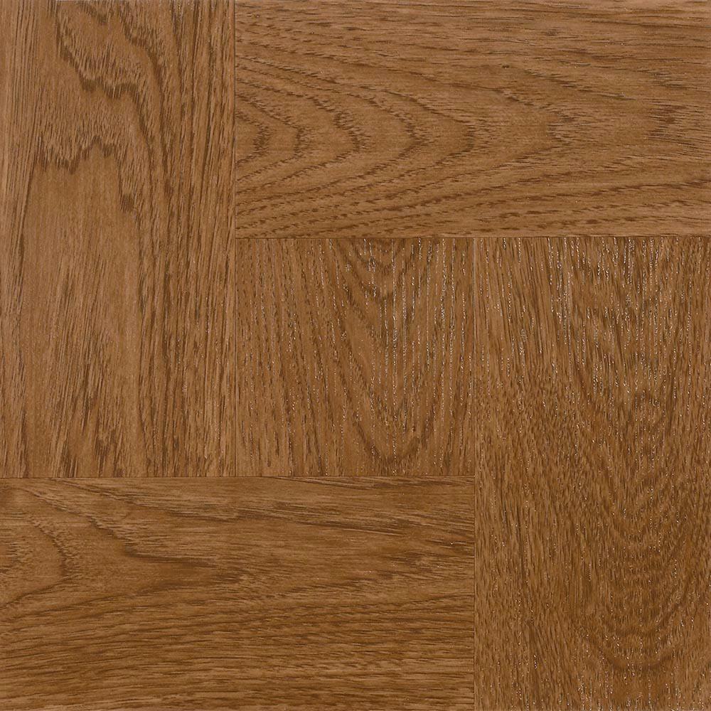 armstrong gunstock 12 in x 12 in residential peel and stick vinyl tile flooring