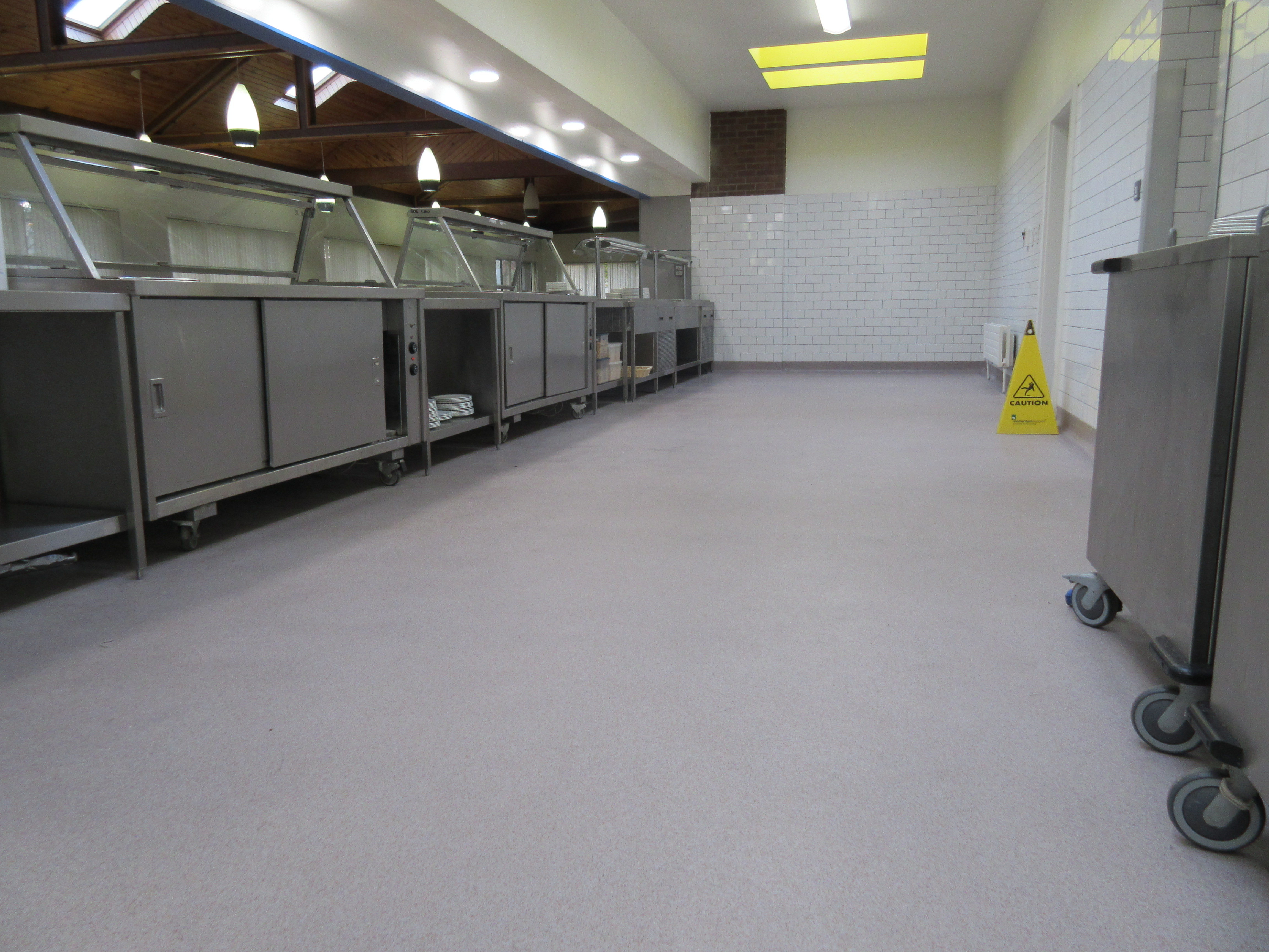 a quick guide to choosing commercial kitchen floors floortech