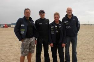 Reiner, Frank L., Frank J. und Hans