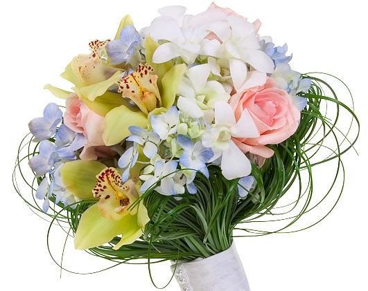 Spring Wedding Bouquet Trends