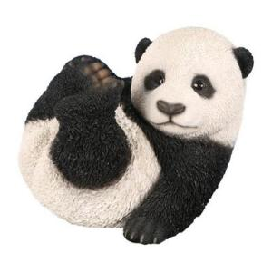 Statue en résine – Nathan – Panda jouant –  Riviera
