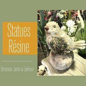Statues en Résine Jardin et Extérieur