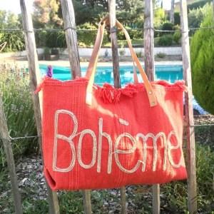 Sac Bohème – Orange