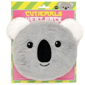 Bouillotte Micro-ondable Peluchée Ronde Koala Lana